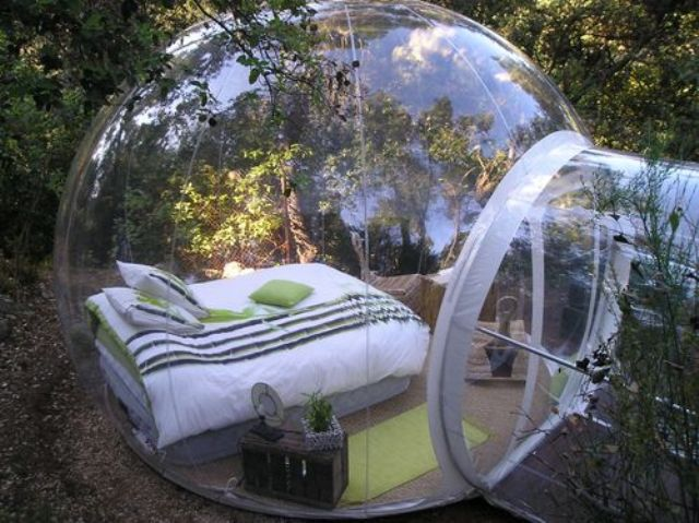 Bubble Hotel in France